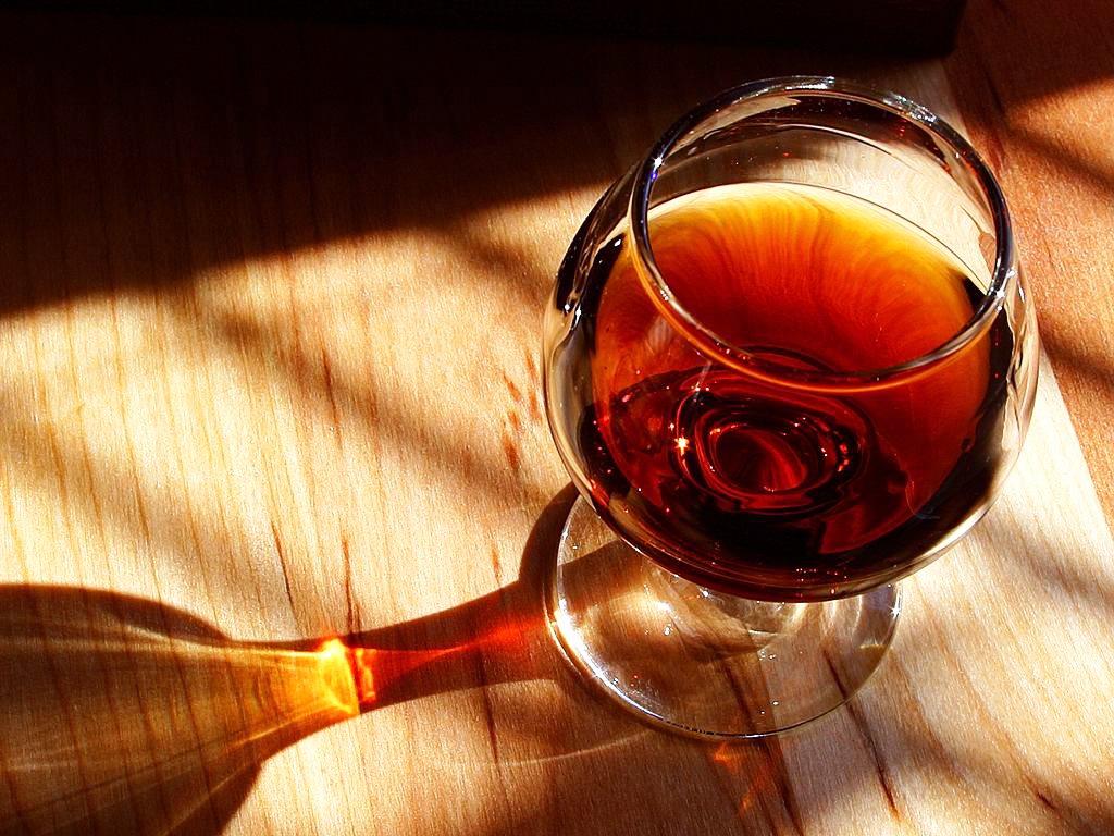I distillati d'uva: Grappa, Acquavite di Uva e Brandy.